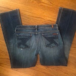 7 for All Mankind Jeans (Size 30)